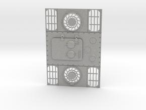1/16 Panther D Enigine Deck in Aluminum