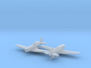 1/200 MiG-3 Soviet WW2 Fighter in Smooth Fine Detail Plastic