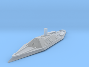 1/1200 CSS Tennessee in Smooth Fine Detail Plastic