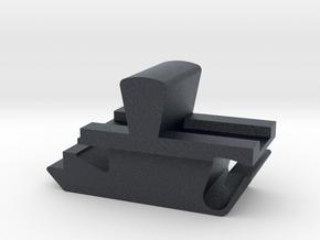 Zehnder wasemkap schuifje in Black Professional Plastic