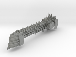 Imperial Legion Long Cruiser - Armament Concept 13 in Gray PA12