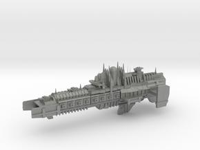 Imperial Legion - Battlebarge - Stoke Concept 1 in Gray PA12