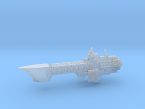 Navy Light Frigate - Concept 1 in Smooth Fine Detail Plastic