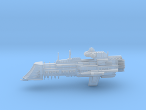 Tyrant Class Cruiser in Smooth Fine Detail Plastic