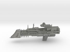 Tyrant Class Cruiser in Gray PA12