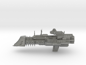 Gothic Class Cruiser in Gray PA12
