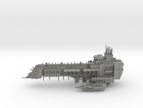 Emperor Class Capital Ship in Gray PA12