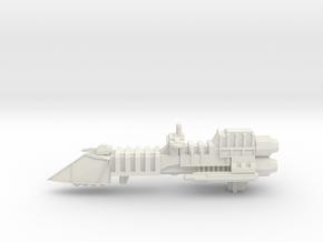 Imperial Legion Escort - Concept 5 in White Natural Versatile Plastic
