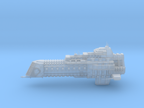 Imperial Legion Cruiser - Concept 2 in Smooth Fine Detail Plastic