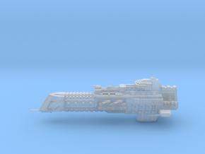 Imperial Legion Cruiser - Concept 3 in Smooth Fine Detail Plastic
