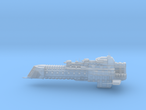 Imperial Legion Cruiser - Concept 5 in Smooth Fine Detail Plastic