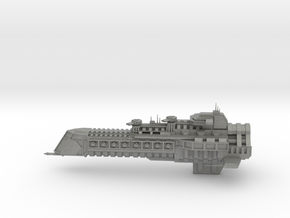Imperial Legion Cruiser - Concept 5 in Gray PA12