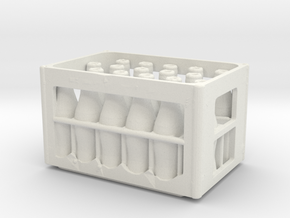 Printle Thing Coca case - 1/24 in White Natural Versatile Plastic