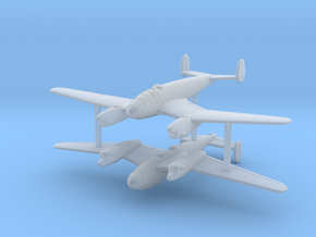 1/285 (6mm) Caproni Ca.331A (x2) in Smooth Fine Detail Plastic