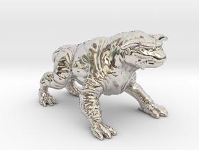 Ghostbusters 1/60 Terror Dog zuul gozer miniature in Platinum