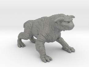 Ghostbusters 1/60 Terror Dog zuul gozer miniature in Gray Professional Plastic