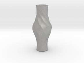 Vase-17 in Aluminum