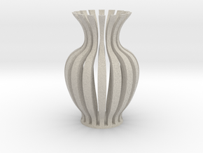 Vase-18 in Natural Sandstone