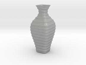 Vase-19 in Aluminum