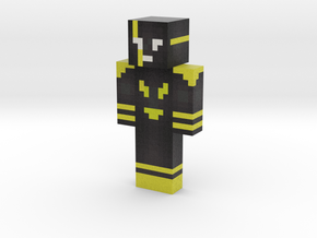 splashwear | Minecraft toy in Natural Full Color Sandstone