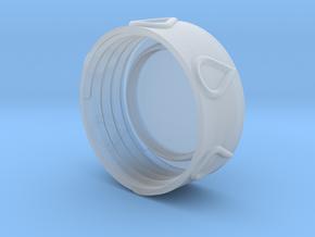 Bottle Cap (Customization) in Smoothest Fine Detail Plastic