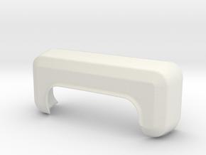 Fender for Stepside Bed for RC4WD K5 Blazer Body in White Natural Versatile Plastic