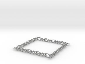 fish bracelet in Aluminum