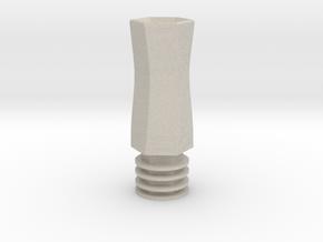 510  Tip Hexagonal in Natural Sandstone