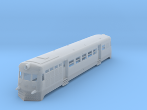 0-160fs-sri-lanka-ceylon-t1-railcar in Smooth Fine Detail Plastic