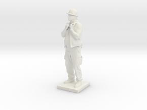 Printle C Homme 1532 - 1/24 in White Natural Versatile Plastic