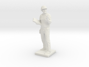 Printle C Homme 1530 - 1/24 in White Natural Versatile Plastic