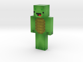 etizenryoma | Minecraft toy in Natural Full Color Sandstone