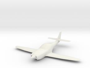Lancair Legacy in White Natural Versatile Plastic: 1:48 - O