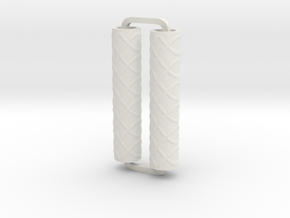 Slimline Pro loops ARTG in White Natural Versatile Plastic