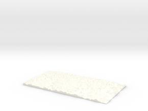 Hobet Mine in White Processed Versatile Plastic