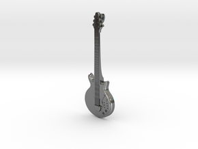 Brian May's Red Special [pendant] in Polished Silver