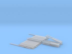 1/483 Scale Cruiser Launch Equipment Regulus Missi in Smooth Fine Detail Plastic