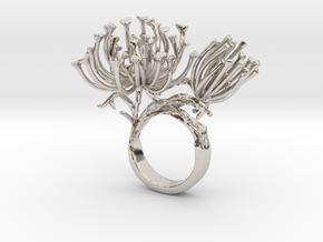Natube - Bjou Designs in Rhodium Plated Brass
