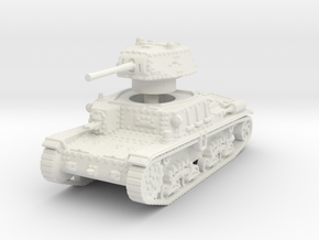 M15 42 Medium Tank 1/120 in White Natural Versatile Plastic