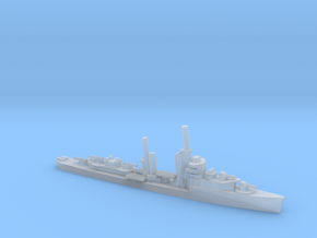 US Mahan-class Destroyer in Smooth Fine Detail Plastic