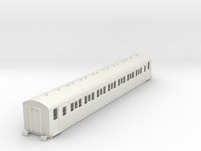 o-76-secr-continental-corr-second-coach in White Natural Versatile Plastic