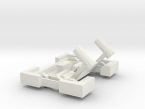 2016 Centrino FRC Team 867 in White Natural Versatile Plastic