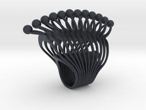 Louna - Bjou Designs in Black PA12