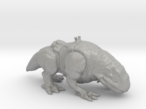 Star Wars Dewback 1/60 miniature for games and rpg in Aluminum