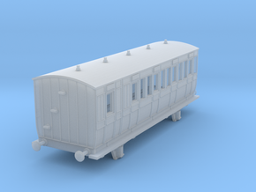 o-64-bc-hb-3-5-brk-3rd-coach-1 in Smooth Fine Detail Plastic