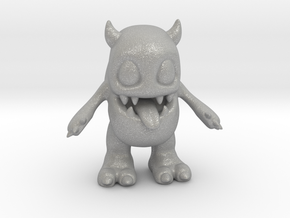 Baby Monster Colored_small in Aluminum