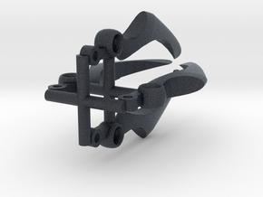Brave Blorr-RoboSet in Black Professional Plastic
