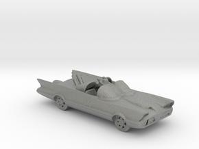 1966 Batmobile 160 scale in Gray Professional Plastic
