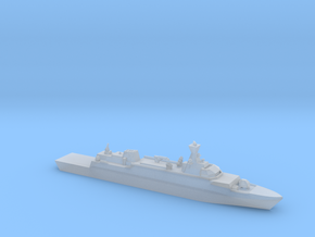 LEANDER 1_1800 SCALE in Smoothest Fine Detail Plastic