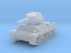 P-40 Heavy Tank 1/100 in Smooth Fine Detail Plastic